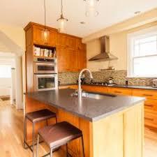 Alder Cabinets Kitchen Photos Hgtv