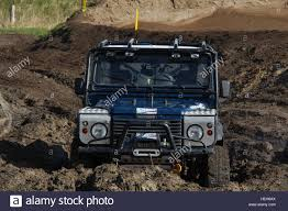 land rover mud a land rover defender 90 stuck in thick mud during a tough 4x4 off
