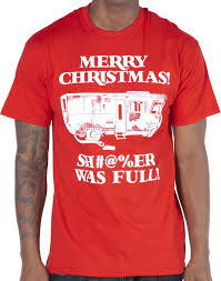 national lampoon u0027s christmas vacation shitter was full t shirt