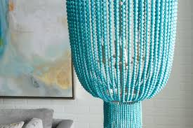 Chandelier Lamp Shades With Beads Chandelier Turquoise Chandelier Lamp Shades Eye Catching