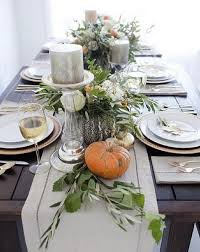 cool fall table decorating ideas softer side of fall