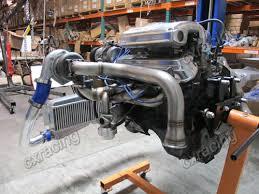 mustang 5 0 turbo kit bolt on intercooler kit for 79 93 fox ford mustang v8 5 0
