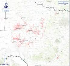 Midland Texas Map Wtg Gas Processing West Texas Gas