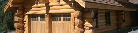 log garages and log barns floor plans bc canada