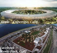 New Apple Headquarters Dailytech Google U0027s Gleaming Glass Hq Gets Mountain View Snub