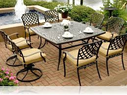 7 Pc Patio Dining Set - patio 33 sears patio dining sets ty pennington comforter sets