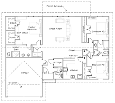 Jack And Jill Bathroom Floor Plans The Kennedy Clear Creek Property