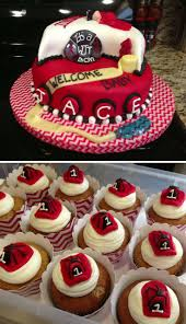90 best firehouse cakes u0026 cupcakes images on pinterest firemen