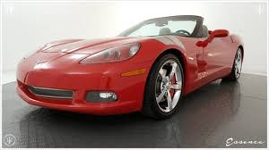 used 2008 corvette convertible for sale chevrolet corvette convertible in for sale used cars on