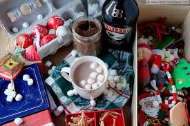 farm fresh feasts spiked cocoa gift mix and giveaway for
