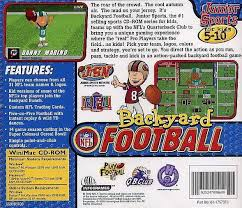 Wii Backyard Football by Backyard Football 1999 Full Game Free Pc Download Play Download