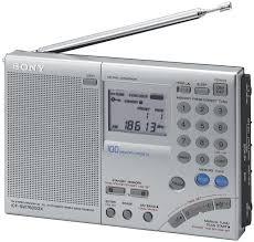 sony clock radio manual sony am fm multi band world receiver radio with speaker
