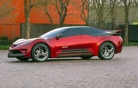pontiac corvette concept the encyclopedia of obscure concept and cars part five