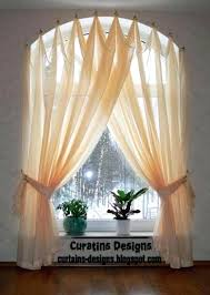 Making Blackout Curtains Arch Window Curtains U2013 Teawing Co