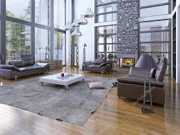 Wohnzimmer Decke Decken Wohnzimmer Mit Kamin U2014 Stockfoto 83410794