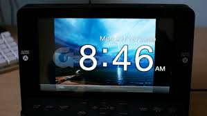 Coolest Clock by Latest Cool Gadgets U2013 Review Sony Icf Cl75ip Dream Machine Clock