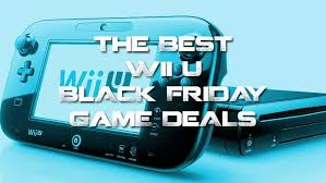 super smash bros wii u black friday amazon top 5 best nintendo wii u black friday deals