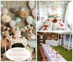 birthday party themes 14 springtime birthday party themes for birthday party