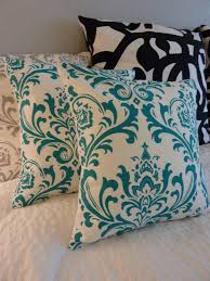 bedroom astonishing and simply turquoise pillow in awesome