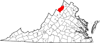 Ft Detrick Map File Map Of Virginia Highlighting Shenandoah County Svg Wikipedia