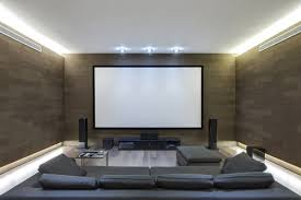 Choose Us As Your Home Theatre Lighting Designer - Home theater lighting design