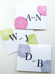 Gift For Wife Paper Anniversary Gift Custom Color Stationery Anniversary Gift