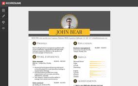 example of perfect resume resume example and free resume maker