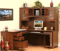 office desk with hutch l shaped u2013 adammayfield co