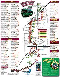 Chicago Trolley Map by Maps Update 7001125 Orlando Tourist Map U2013 10 Toprated Tourist