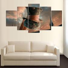 compare prices on alice in wonderland decoration wall art online