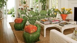 Classic Tropical Island Home Decor Coastal Living - Tropical interior design living room