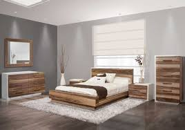 chambre a coucher moderne en bois chambre à coucher dune model kitea pour bruxelles deco moderne
