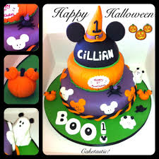birthday cakes for halloween halloween mickey mouse cake https www facebook com pages