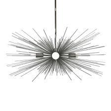 Silver Chandelier by Urchin Chandelier 31