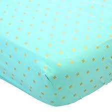 teagan u0027s teal boho floral bumperless crib bedding caden lane