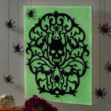 Halloween Flying Ghost Projector by Philips Halloween Motion Projector With Led Bulbs Green Bats