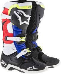 alpine star motocross boots 599 95 alpinestars tech 10 le justin barcia mx offroad 244969