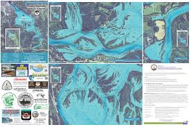 Wisconsin Topographic Map by Stevens Point Flowage Bathymetric Survey And Mapping Project