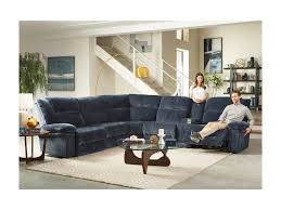 Parker Sofa Best Home Furnishings Parker Six Piece Reclining Sectional Sofa
