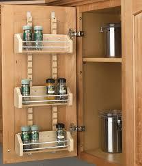 Spice Rack Wall Mount Wood Best 25 Door Mounted Spice Rack Ideas On Pinterest Diy Spice
