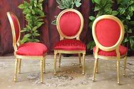 chaises medaillon chaises medaillon de chez nayar chaise baroque chaise sur mesure