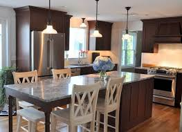 center islands with seating kitchen center island with seating long kitchen ideas long kitchen