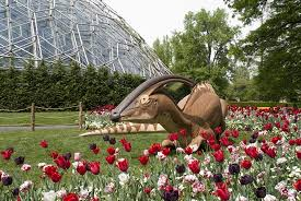 St Louis Botanical Garden Hours Mobot Exhibits