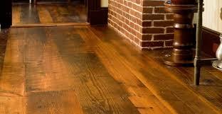Wide Plank Distressed Hardwood Flooring Rustic Eco Friendly Reclaimed S Wood Flooring Wide Plank