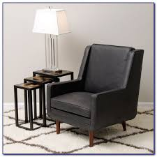 small leather accent chairs chairs home design ideas ayrbq2rjpx