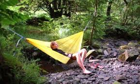 review sea to summit ultralight hammock cool of the wild