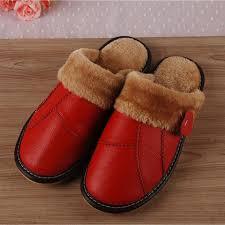 Leather Bedroom Slippers Men Sandals U2013 Shopatronics