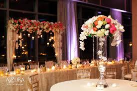 Coral Wedding Centerpiece Ideas by Coral Overlay Reception Decor Coral Wedding Reception Simply