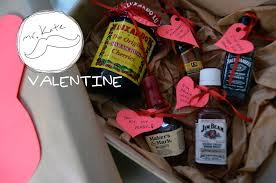 mr kate diy liquor and hearts valentine u0027s gift for a guy youtube