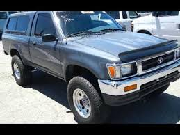 toyota truck shell 1994 toyota tacoma regular cab 4x4 r22 5spd w shell for sale in
